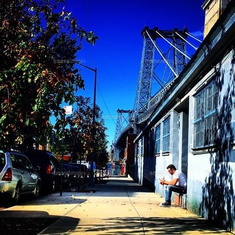 ブルックリンの暮らしの写真素材 [FYI00543841]