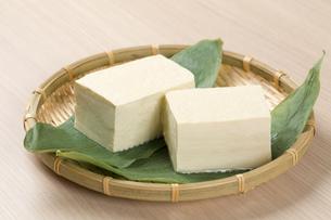 もめん豆腐の写真素材 [FYI00543861]