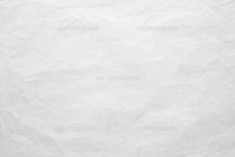 和紙のテクスチャの背景の写真素材 [FYI00543985]