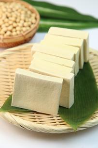 高野豆腐の写真素材 [FYI00544001]