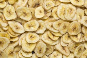 バナナチップスの写真素材 [FYI00544047]