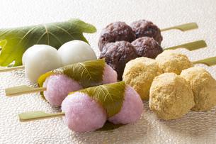 和菓子の写真素材 [FYI00544261]
