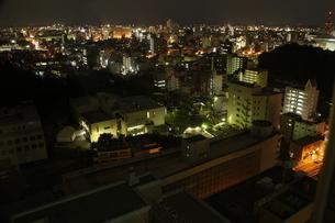 宇都宮市の夜景の写真素材 [FYI00544399]