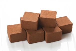 生チョコレートの写真素材 [FYI00544877]