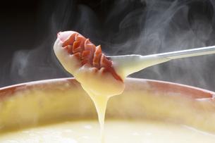 チーズフォンデュの写真素材 [FYI00545204]