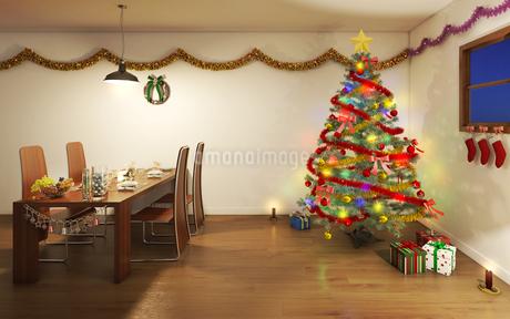 クリスマスのイラスト素材 [FYI00545302]