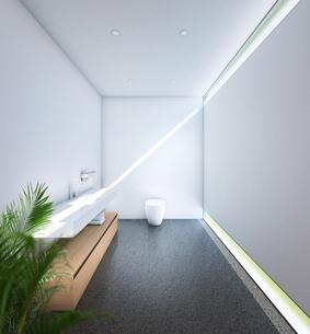トイレのイラスト素材 [FYI00545303]