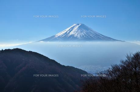 富士山の写真素材 [FYI00545450]