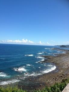 海に恋しての写真素材 [FYI00545511]