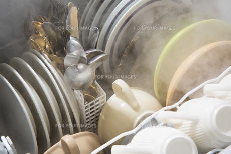 食器洗浄機の写真素材 [FYI00545565]