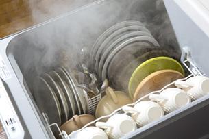 食器洗浄機の写真素材 [FYI00545566]