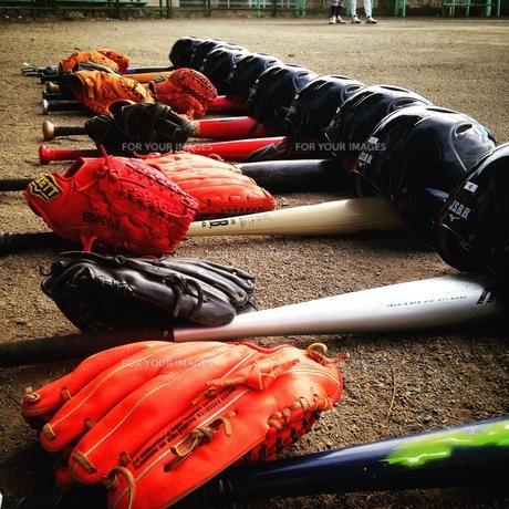少年野球イメージの写真素材 [FYI00545747]