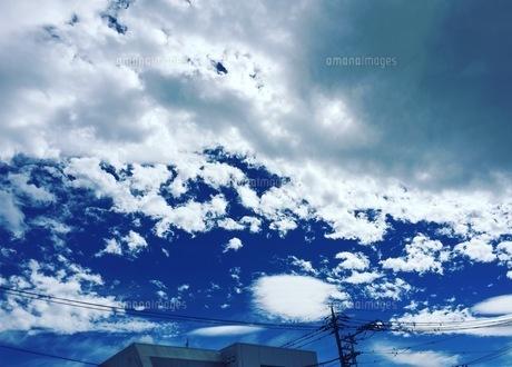 青空の写真素材 [FYI00546862]