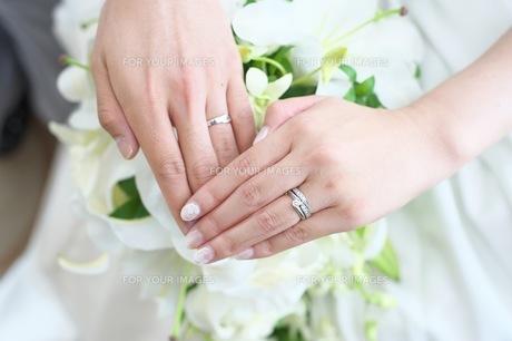 Happy Weddingの写真素材 [FYI00546883]