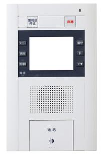 多機能インターホンの写真素材 [FYI00546935]