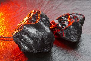 石炭の写真素材 [FYI00546947]
