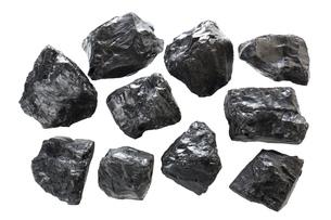 石炭の写真素材 [FYI00546949]