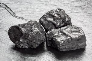 石炭の写真素材 [FYI00546950]