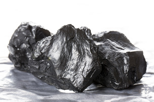 石炭の写真素材 [FYI00546956]