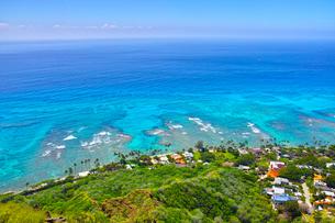 ハワイの風景の写真素材 [FYI00546964]