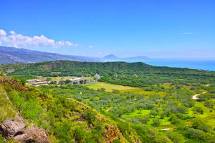 ハワイの風景の写真素材 [FYI00546965]