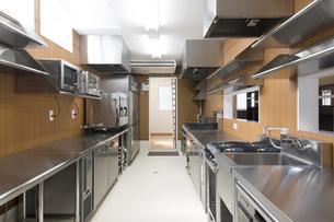 レストランの厨房機器の写真素材 [FYI00547206]