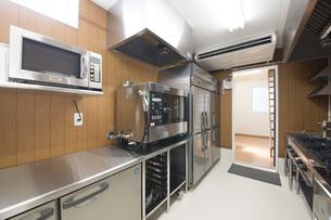 レストランの厨房機器の写真素材 [FYI00547207]