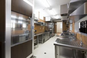 レストランの厨房機器の写真素材 [FYI00547208]
