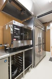 レストランの厨房機器の写真素材 [FYI00547209]