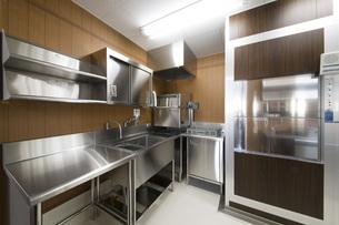 レストランの厨房機器の写真素材 [FYI00547212]
