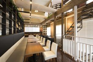 新築のレストランの写真素材 [FYI00547217]