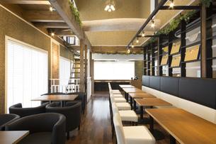 新築のレストランの写真素材 [FYI00547222]