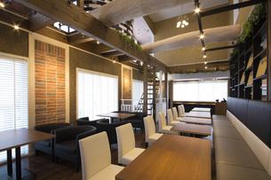 新築のレストランの写真素材 [FYI00547229]