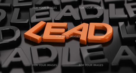 leadの素材 [FYI00547568]