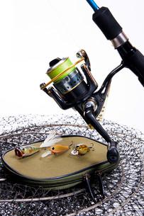 fishingの写真素材 [FYI00549498]