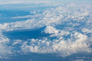 12月の富士山の写真素材 [FYI00549501]