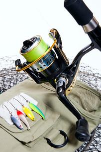 fishingの写真素材 [FYI00549708]