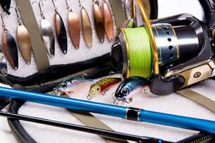 fishingの写真素材 [FYI00549713]