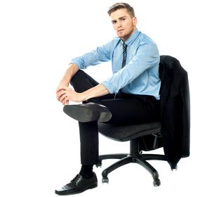 office chairの素材 [FYI00551042]