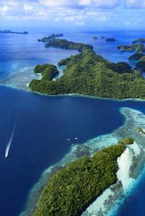 パラオ ウルクターブル諸島の写真素材 [FYI00551825]