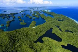 パラオ ウルクターブル諸島の写真素材 [FYI00551826]