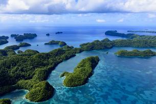 パラオ ウルクターブル諸島の写真素材 [FYI00551827]