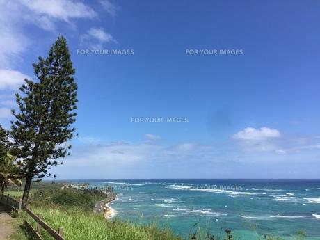 海岸線の写真素材 [FYI00556778]