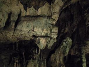 日原鍾乳洞の写真素材 [FYI00556788]