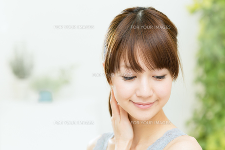 美容イメージの写真素材 [FYI00558360]