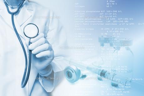 医療イメージ 健康診断の写真素材 [FYI00560266]
