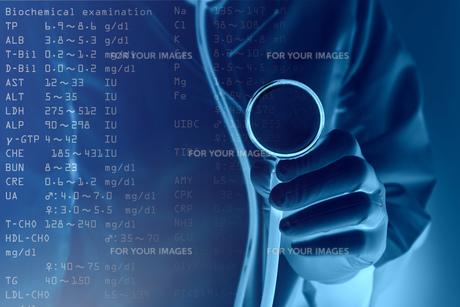 医療イメージ 健康診断の写真素材 [FYI00560268]