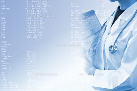 医療イメージ 健康診断の写真素材 [FYI00560269]
