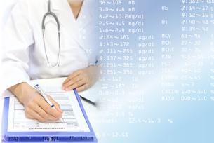 医療イメージ 健康診断の写真素材 [FYI00560271]