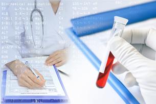 医療イメージ 健康診断の写真素材 [FYI00560273]